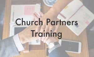 Collegiate Impact Church Partners Training College Campus College Students
